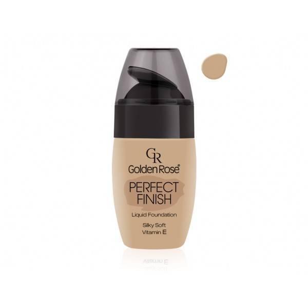 Golden Rose Perfect Finish Liquid Foundation 58