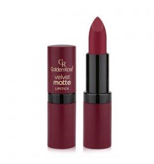 Golden Rose Matte Lipstick Velvet 20