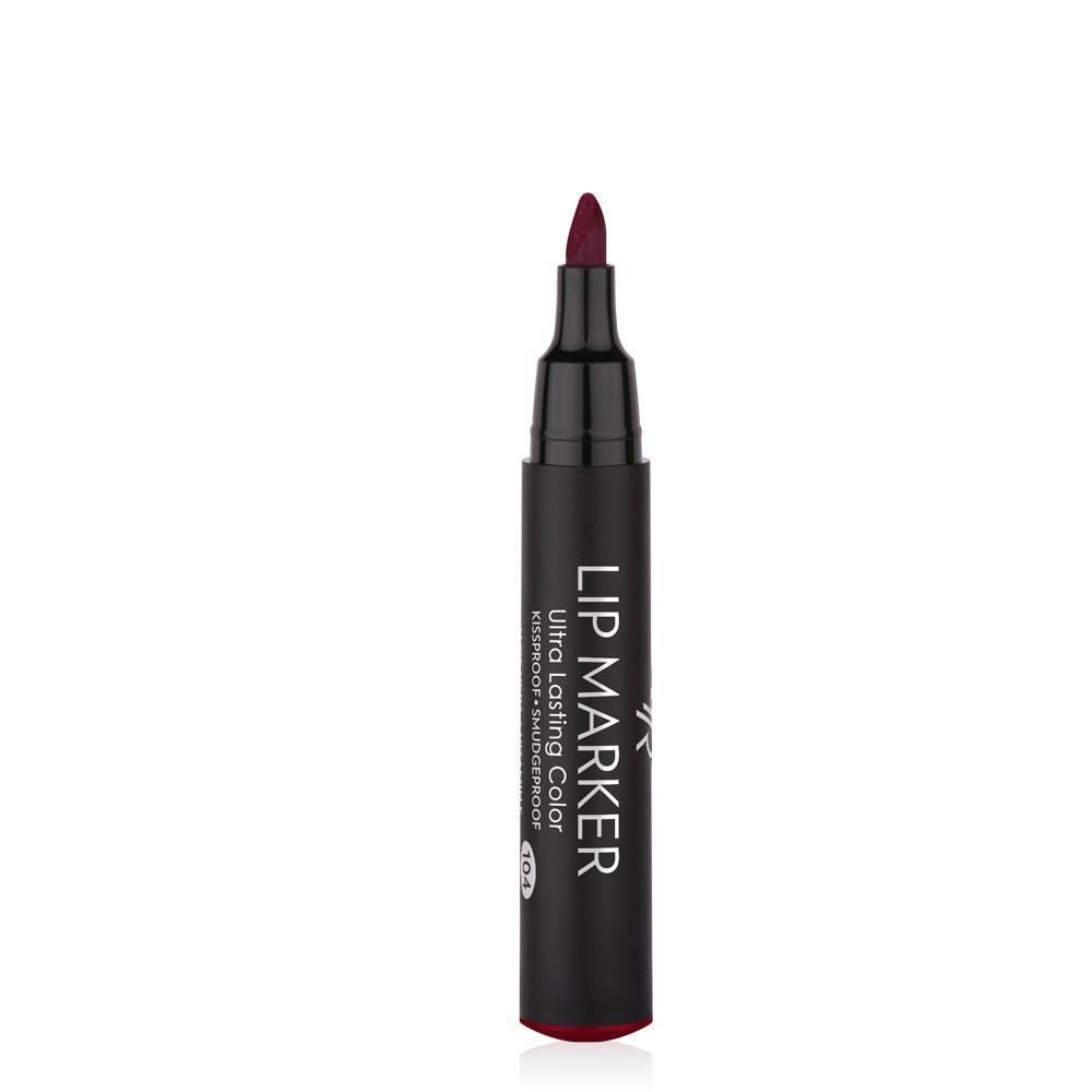 Golden Rose Lip Marker Ultra Lasting 104