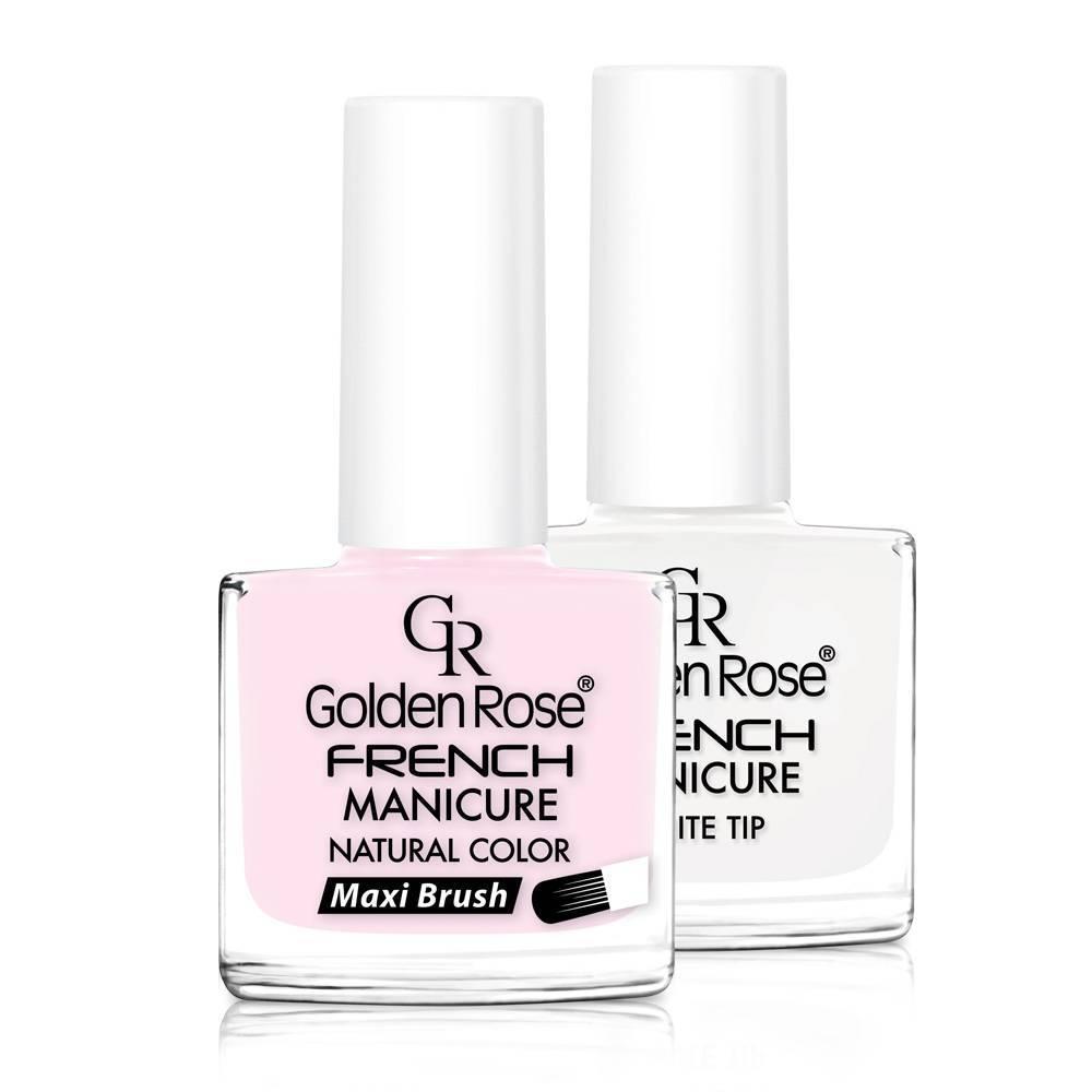 Golden Rose French Manicure Set 03