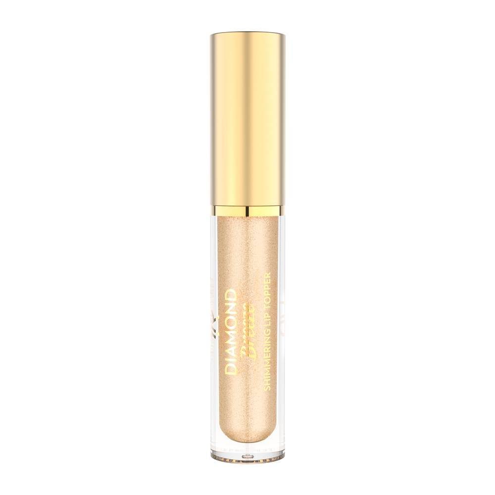 Golden Rose Diamond Breeze Shimmering Lip Topper 02 Golden Nude