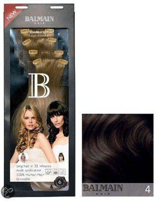 Balmain Double Hair Lenght & Volume 40Cm 4