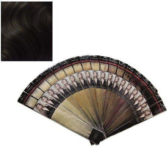 Balmain Hairxpression Extensions 50Cm 1B 25 Stuks