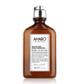 Amaro All In One Daily Shampoo 250ml