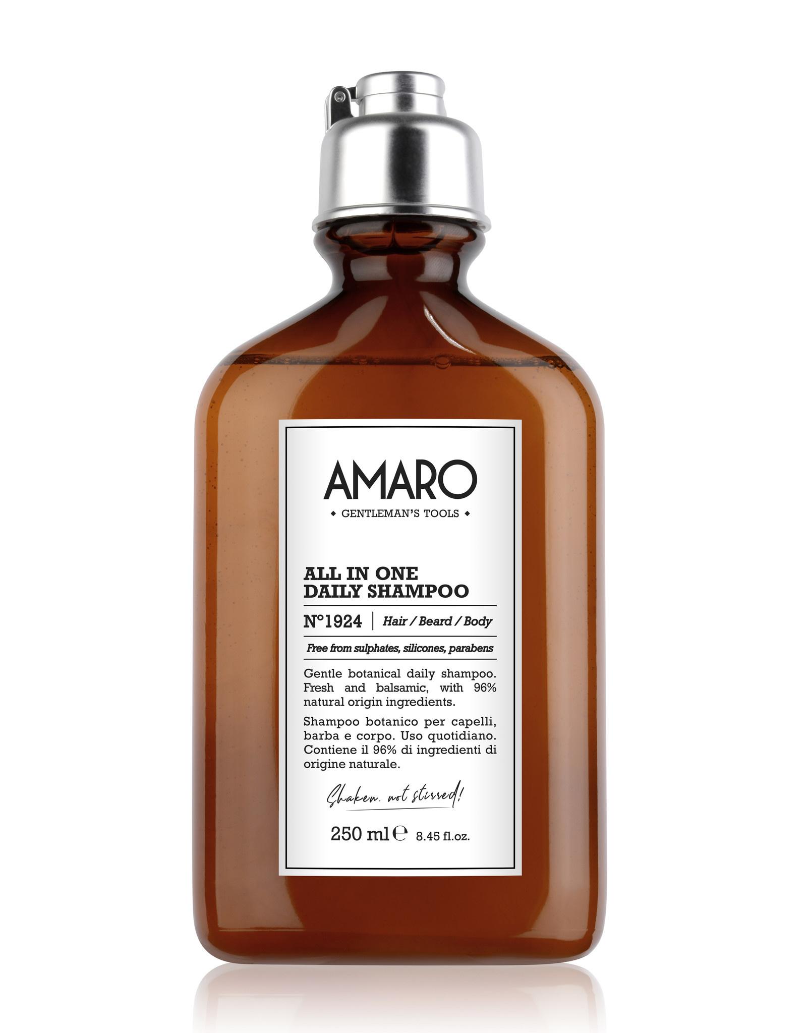 Amaro All In One Daily Shampoo 250ml