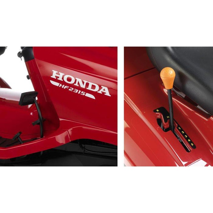 Honda Honda HF 2315 HME zitmaaier