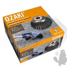 Ozaki Onkruidborstel Bosmaaier 150mm