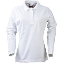 PRINTER Polo shirt Surf LS dames