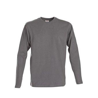 PRINTER T-shirt Heavy LS met lange mouwen