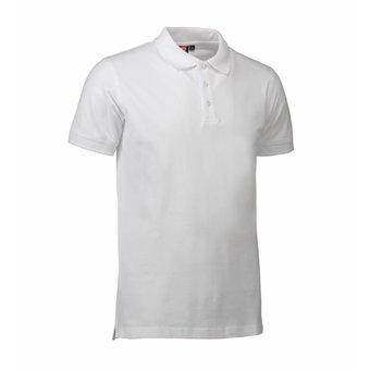 ID Stretch polo shirt Piqué