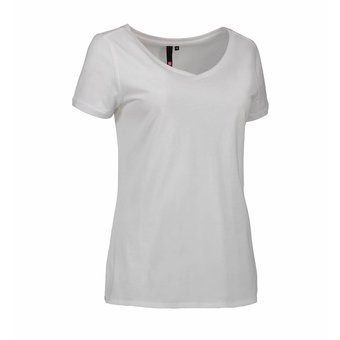 ID CORE V-neck ladies' tee