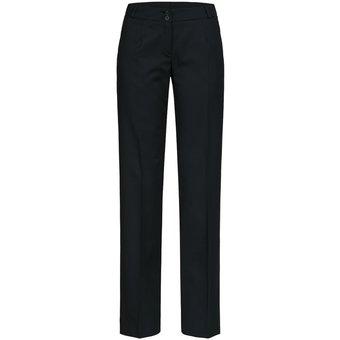 GREIFF Pantalon Basic stretch Comfort Fit dames