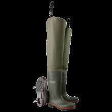 DUNLOP Lieslaars Acifort Heavy Duty S5