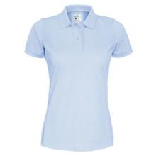 COTTOVER Poloshirt Pique 100% ecologisch katoen dames