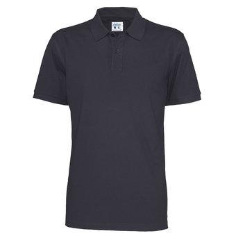COTTOVER Poloshirt Pique 100% ecologisch katoen