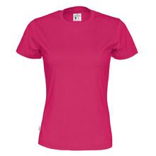 COTTOVER T-shirt 100% ecologisch katoen dames