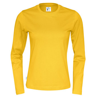 COTTOVER T-shirt 100% ecologisch katoen dames LM