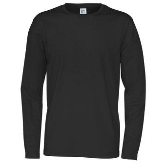COTTOVER T-shirt 100% ecologisch katoen LM