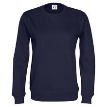 COTTOVER Sweater Unisex 80% ecologisch katoen