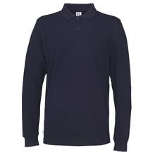 COTTOVER Poloshirt Pique 100% ecologisch katoen LM