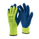 Winter 18-110 Latex Grip Hi-Vis 12 paar