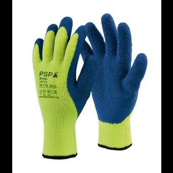 Winter 18-110 Latex Grip Hi-Vis 12 paar