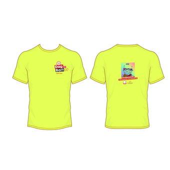Cool Dri T-shirt Dag van Bart