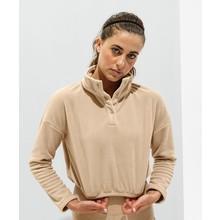 TriDri Cropped Fleece dames