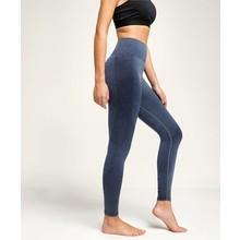 TriDri Seamless 3D Fit Denim Look Legging dames