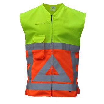 Verkeersregelaar vest