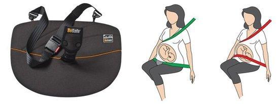 BeSafe BeSafe - Zwangerschapsgordel voor in de Auto (isofix)
