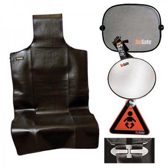 BeSafe accessoire-pakket voor autostoelen tegen de rijrichting