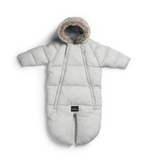 Elodie Details Elodie Details Voetenzak / Overall-slaapzak voor Autostoel - Marble Grey 6-12m