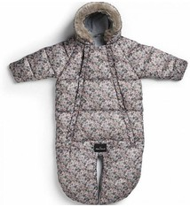 Elodie Details Elodie Details Voetenzak / Overall-slaapzak voor Autostoel - Petite Botanic 6-12m