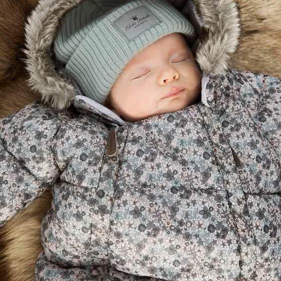 Elodie Details Elodie Details Fußsack / Overall Schlafsack für Autositz - Petite Botanic 6-12m