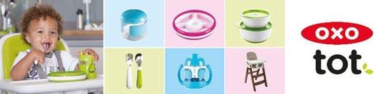 OXO tot OXO tot Diep bord voor grote kindjes - Pink