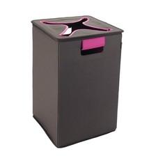 OXO tot OXO Totm Flip-In Wäschekorb - Brown Pink