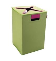 OXO tot OXO Totm Flip-In Wäschekorb - Grün Pink