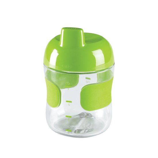 OXO tot OXO tot Kleine sippy beker (200 ml) - Green