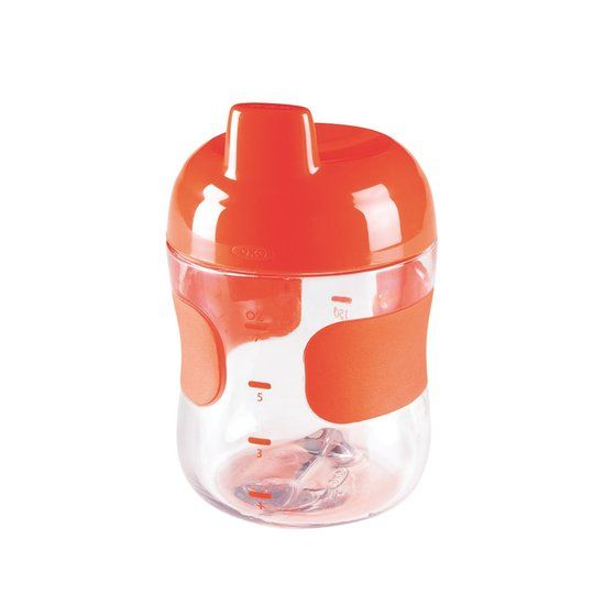 OXO tot OXO tot Kleine sippy beker (200 ml) - Oranje