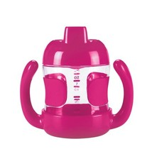 OXO tot OXO tot Sippy beker met handvaten (200 ml) - Pink