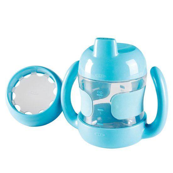 OXO tot OXO tot Sippy set (200 ml) - Aqua