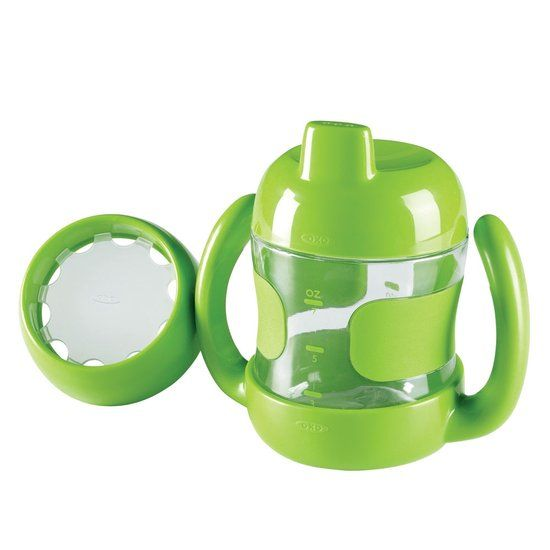OXO tot OXO tot Sippy set (200 ml) - Green