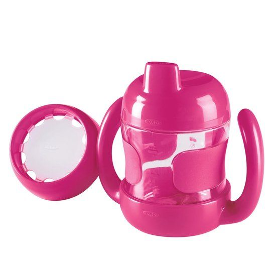 OXO tot OXO tot Sippy set (200 ml) - Pink