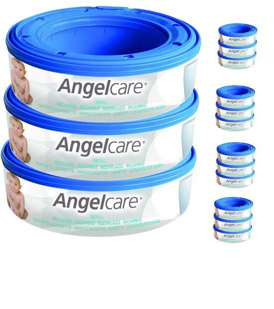 Angelcare Angelcare Windeleimer Nachfüllkassetten (12er Pack)