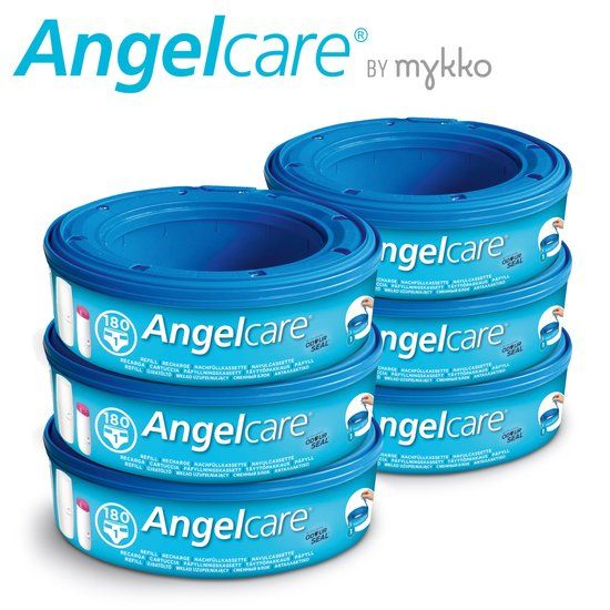 Angelcare Angelcare Windeleimer Nachfüllpatronen (6er Pack)
