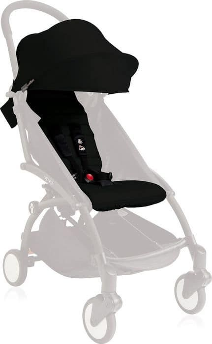 Babyzen BABYZEN YOYO+ 6+ Color Pack - Black