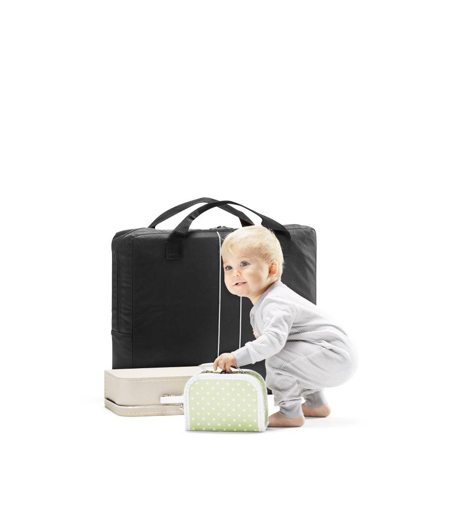 BABYBJÖRN BABYBJÖRN Travel Cot Light - Schwarz
