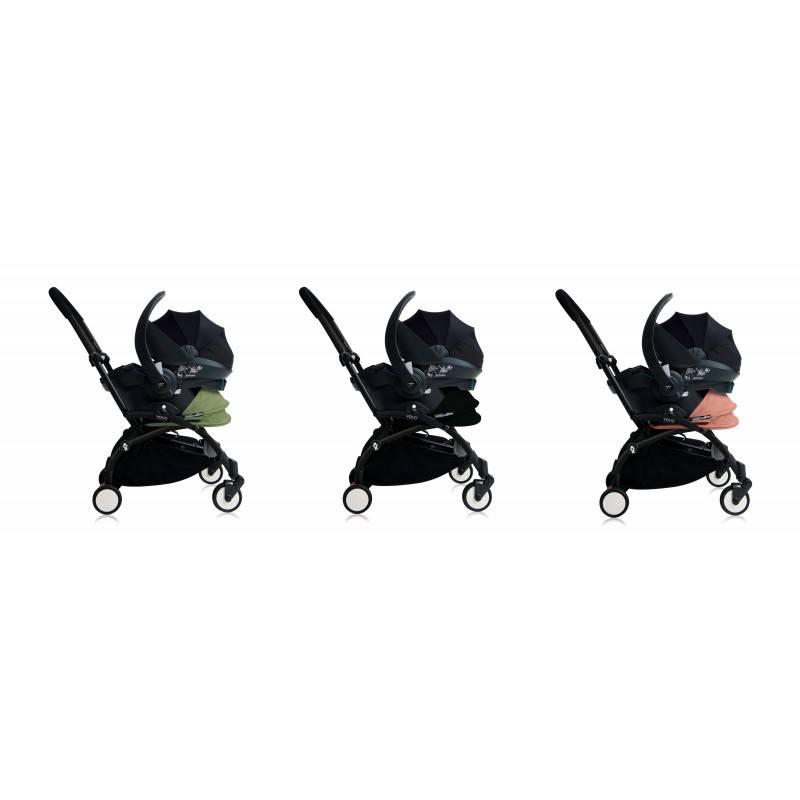 Babyzen Babyzen iZi Go Modular BeSafe Autostoel - Grijs