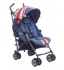 Easywalker MINI by Easywalker buggy - Union Jack Vintage